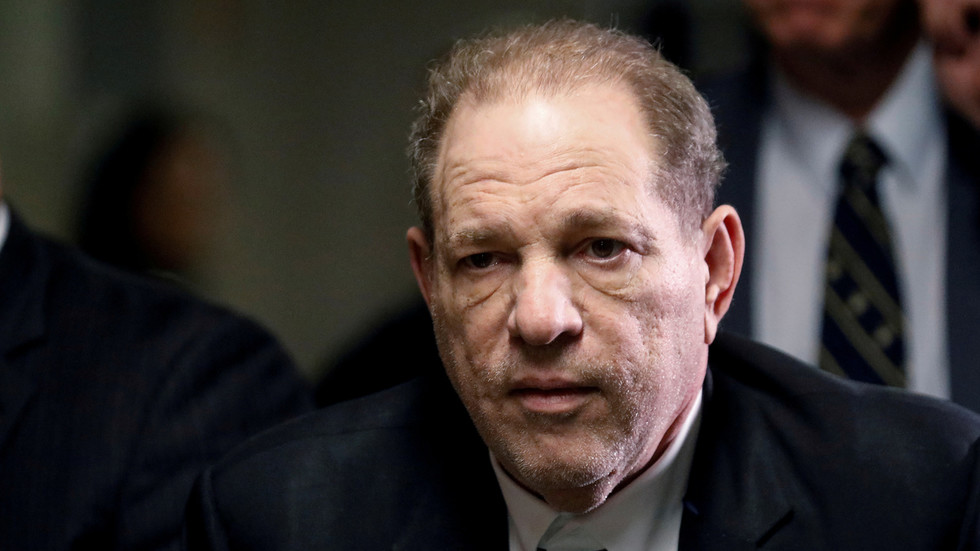 Queen strips Hollywood producer Harvey Weinstein of CBE after rape conviction