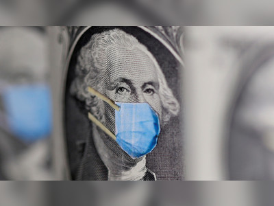 The $16 TRILLION bug: Pandemic could cost US economy its entire annual output