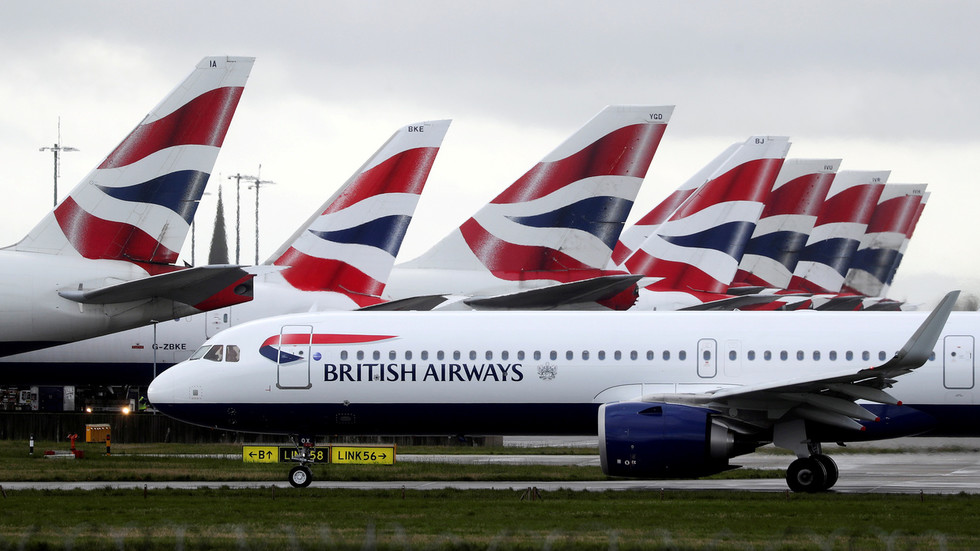 British Airways, EasyJet & Ryanair sue UK government over quarantine rules with 'no scientific evidence'