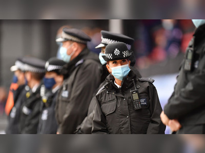 England and Wales record HUGE drop in theft, robbery during Covid-19 lockdown, but domestic crimes rise
